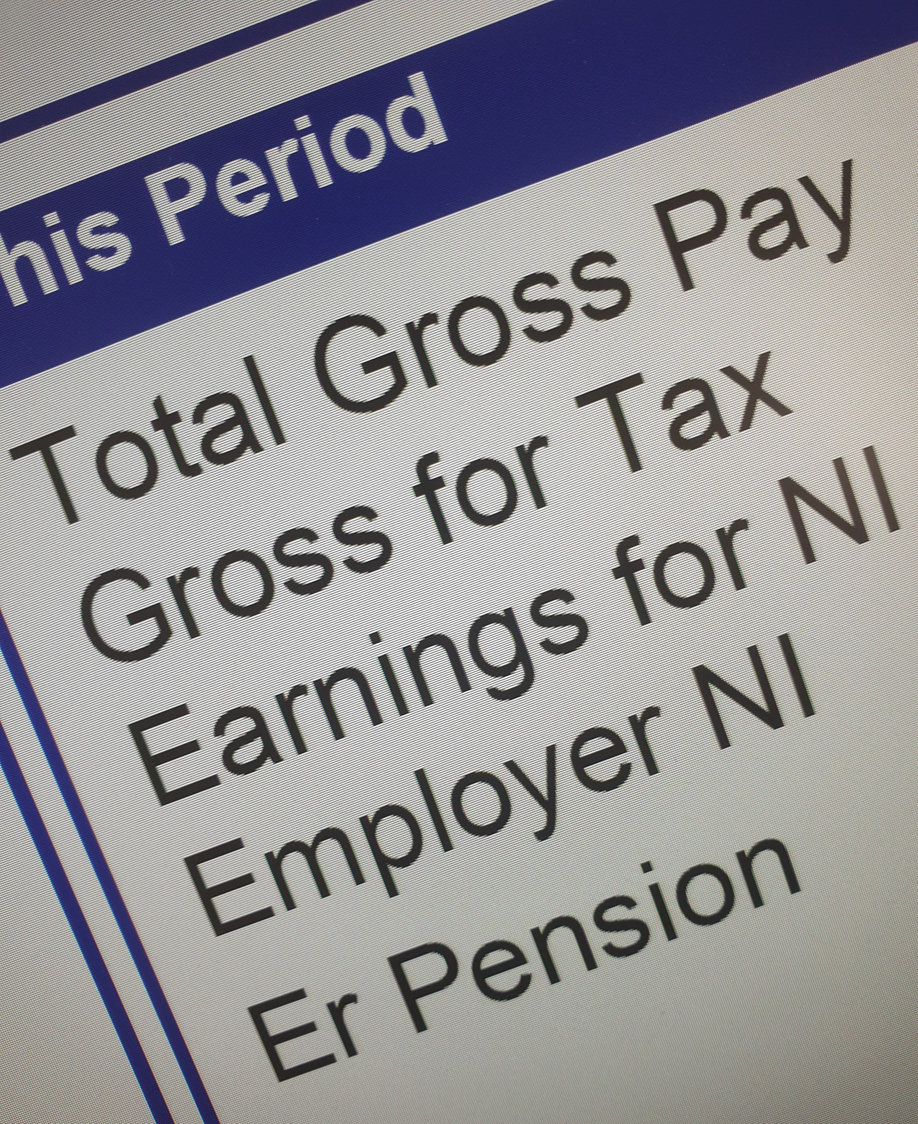 New payslip rules come into force for employers