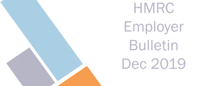 Latest guidance for employers from HMRC