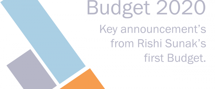2020 Budget: Key announcements from Rishi Sunak's first Budget