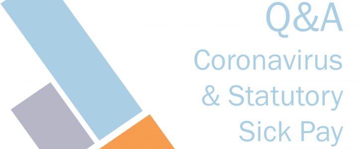 Coronavirus Statutory Sick Pay – Q&A