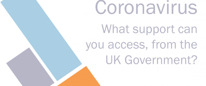 Coronavirus; Business support from the Government