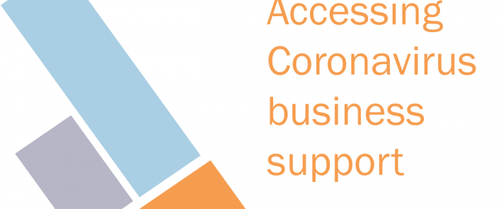 Accessing Coronavirus Business Support