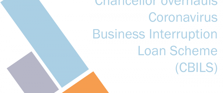 Chancellor makes changes to Coronavirus Business Interruption Loan Scheme
