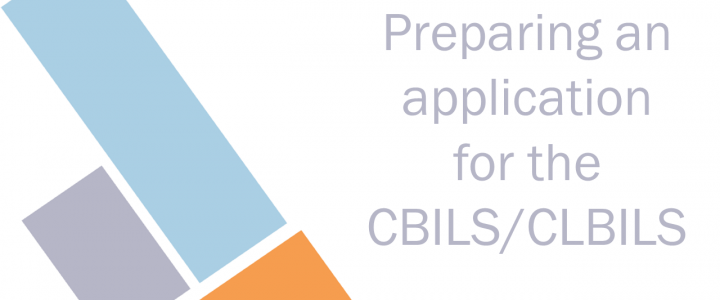 CBILS and CLBILS – tips for preparing your application