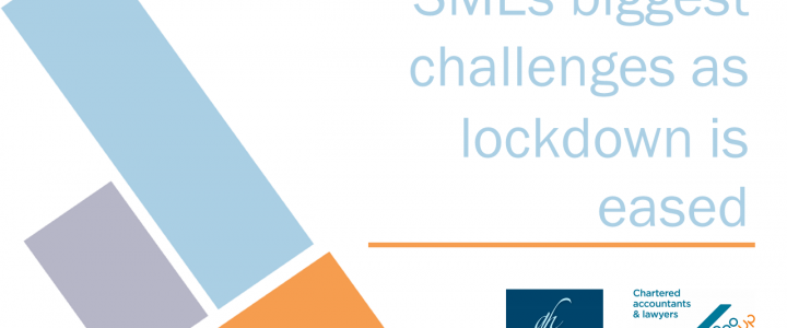 SMEs biggest challenges as lockdown eases