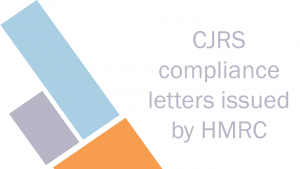 CJRS compliance letters issued by HMRC