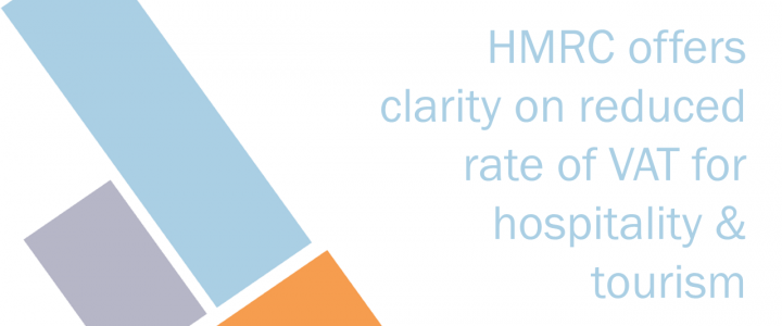 Reduced VAT rate for hospitality sector raises questions