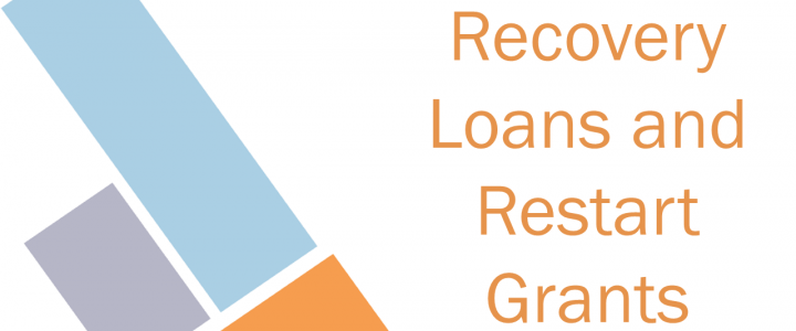 Recovery Loans and Restart Grants launch