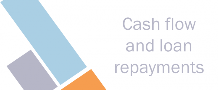 Factoring loan repayments into your cash flow